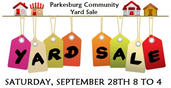 Parkesburg Community Yard Sale
